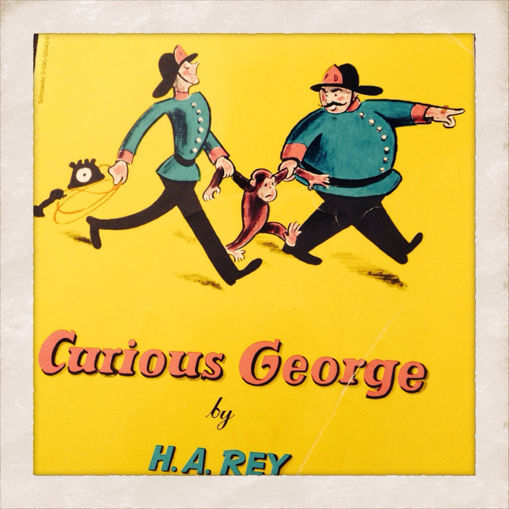 The gallery for --> Original Curious George Book